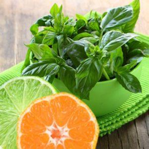 Tuoksuöljy Lime Mandariini Basillika, Tuoksuöljyjä käyttämällä voidaan hajustaa esim. kynttilöitä
