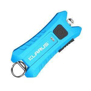 avainpera taskulamppu sininen