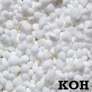 Kaliumhydroksidi